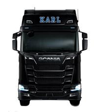 Karl Transporte Bamberg Scania