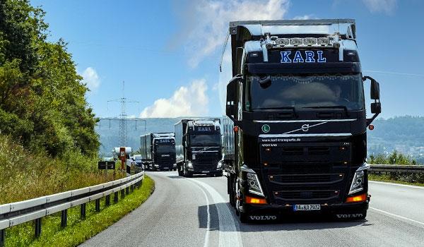 Komplettladungsverkehr Karl Transporte Bamberg